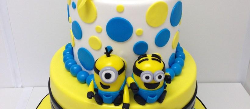 Minions Birthday Cakes Minions Cake Despicable Me Minions Party Birthday Cake