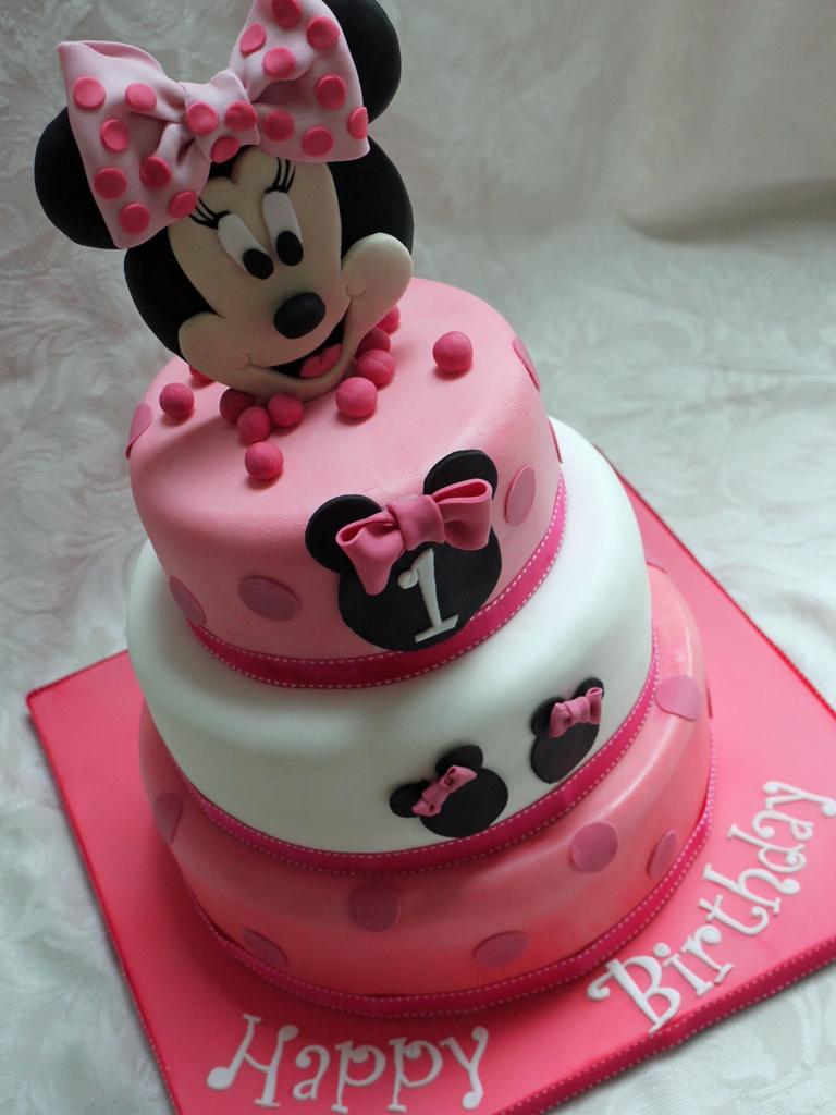Minnie Mouse Birthday Cake Ideas 11 Costco Cakes Bakery Photo