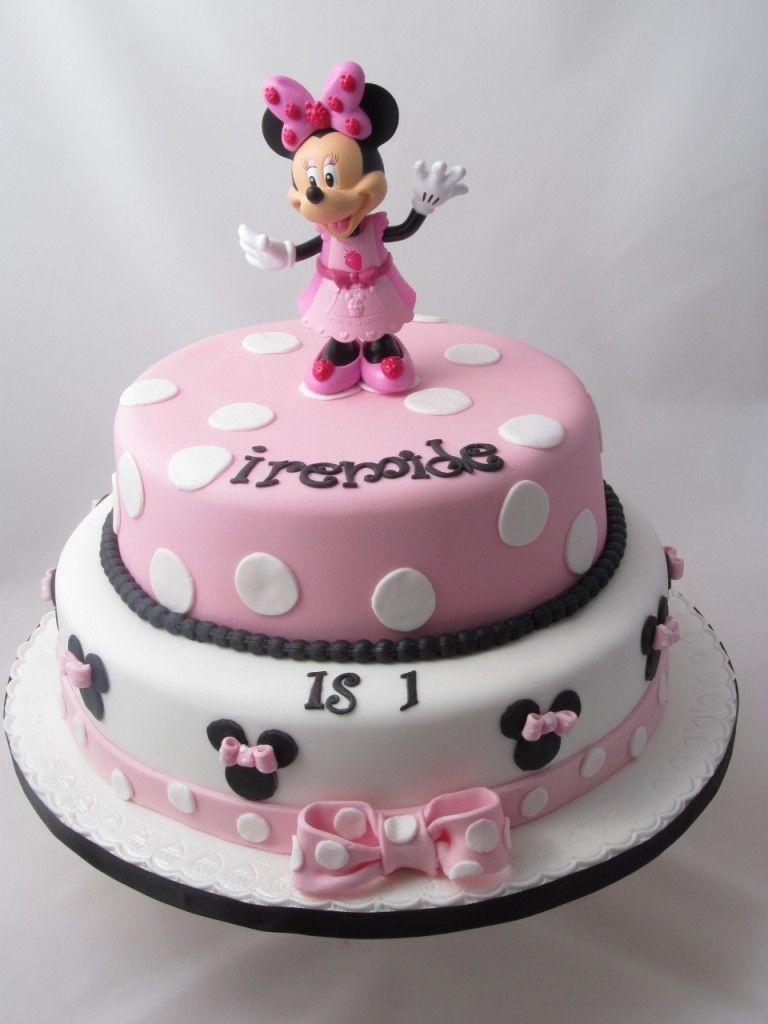 Minnie Mouse Birthday Cake Ideas Minnie Mouse Birthday Cake Ideas Cakescupcakes Pinterest Cake
