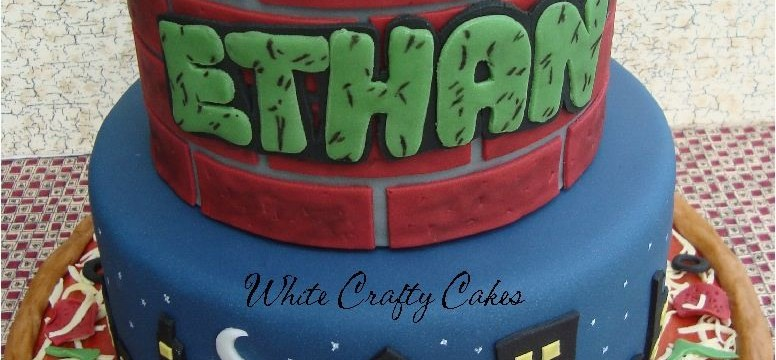 Ninja Turtle Birthday Cakes This Is Awesome Gotta Try This For Joshs Bday In December Wow Im