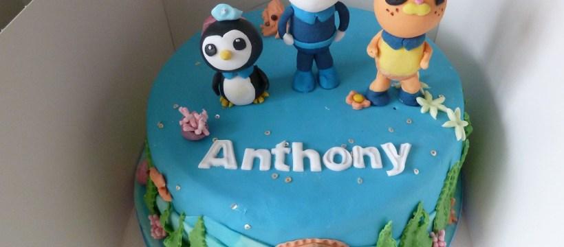 Octonauts Birthday Cake Octonauts Cakes Google Search Octonauts Cakes Cupcakes In 2018