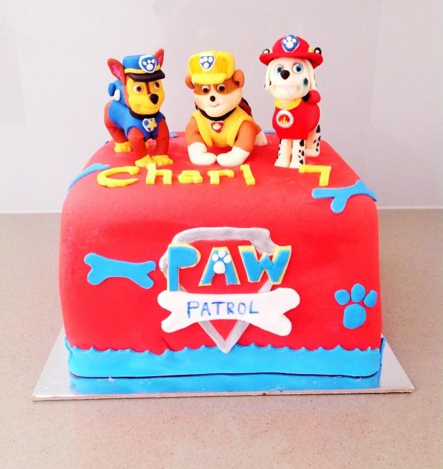 Paw Patrol Birthday Cake Ideas Birthday Cakes