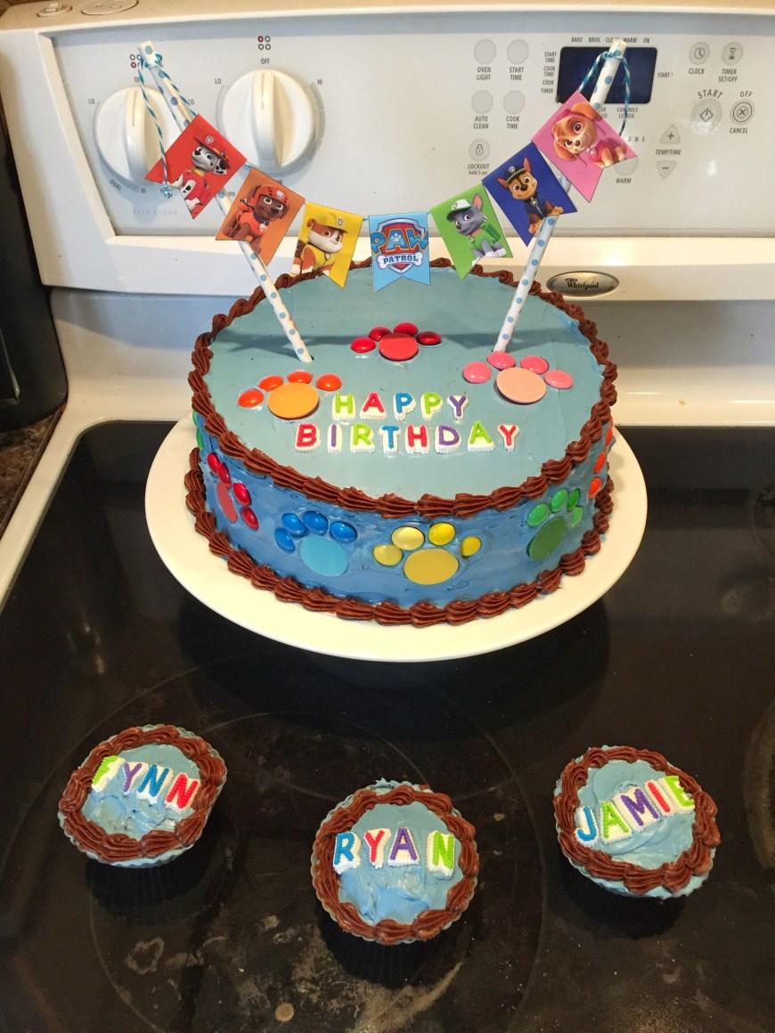 Paw Patrol Birthday Cake Ideas Diy Paw Patrol Cake Party In 2018 Paw Patrol Birthday Birthday