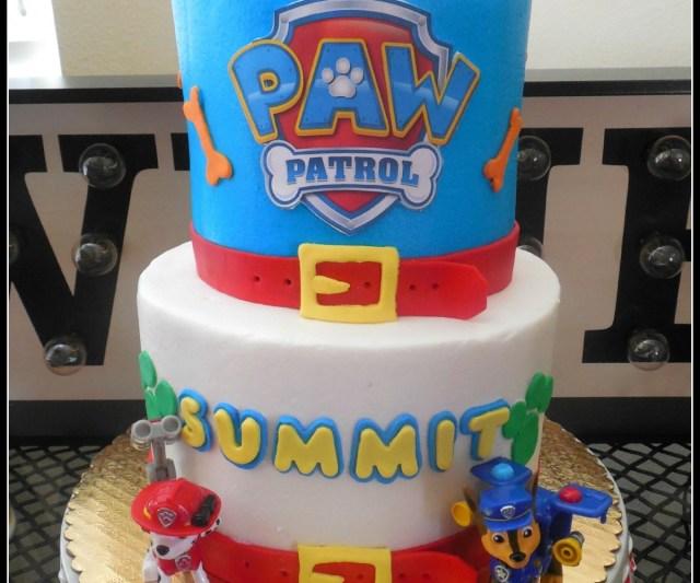 Paw Patrol Birthday Cake Ideas Noble Paw Patrol Party Ideas Paw Patrol Party Ideas Walnut Pesto To