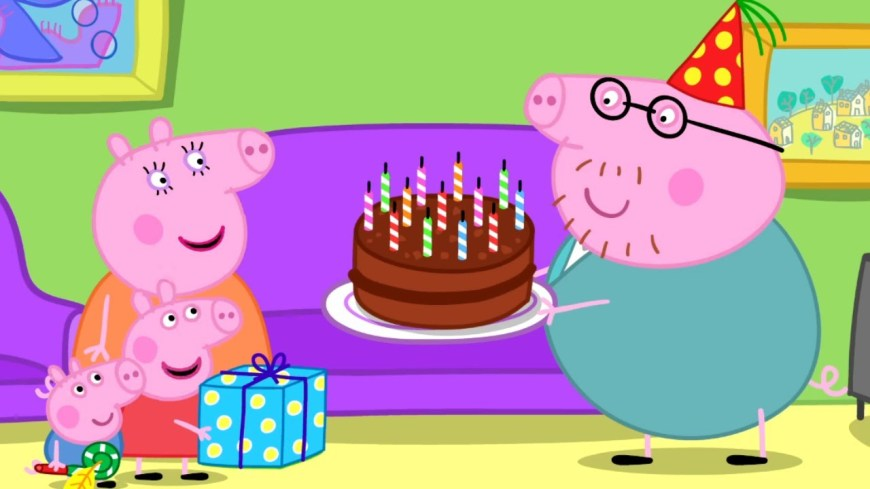 Peppa Pig Birthday Cakes Peppa Pig English Episodes Birthday Compilation Peppa Pig Official