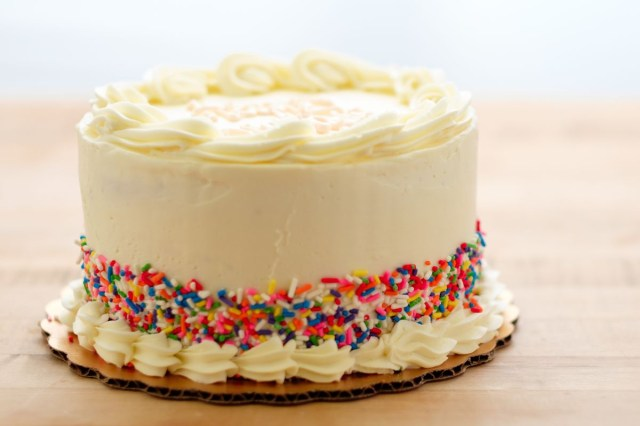 Picture Of Birthday Cake Birthday Cake Flavor Has Taken Over 3 Musketeers Oreos And More Vox