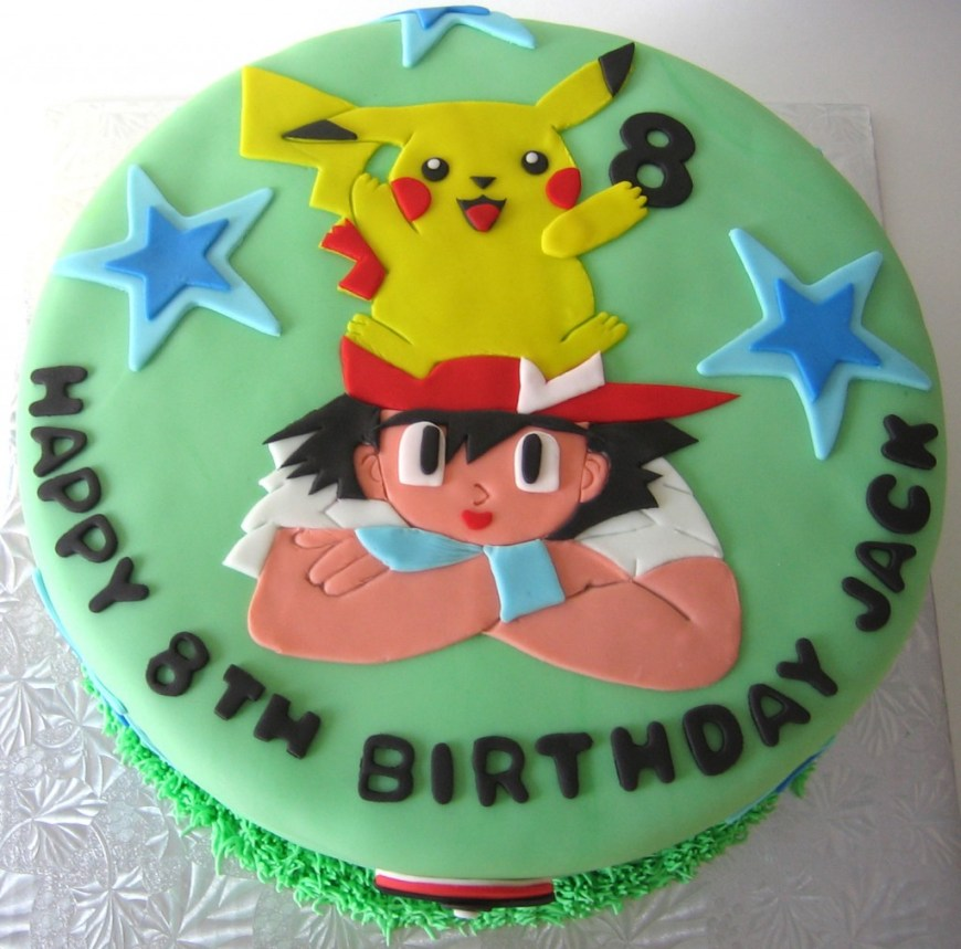 Pokemon Birthday Cake Diy Pokemon Birthday Cake Classic Style Sweet Pokemon Birthday Cake
