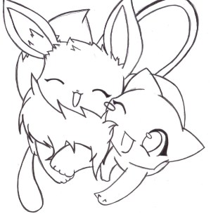 Pokemon Coloring Pages Eevee Coloring Pages Eeveeions Printable Coloring Pages Pokemon Leafeon