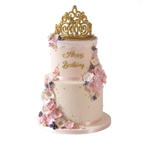 Princess Birthday Cake Princess Birthday Cake