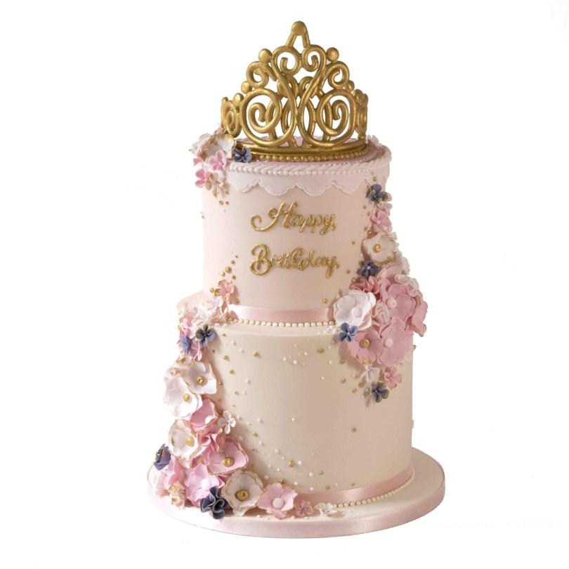 Princess Birthday Cake Princess Birthday Cake