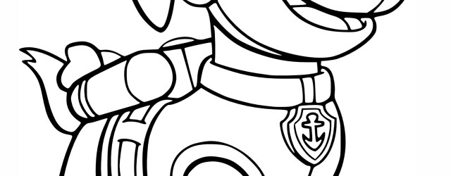 Printable Paw Patrol Coloring Pages Paw Patrol Coloring Pages Free Coloring Pages