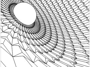 Psychedelic Coloring Pages Printable Psychedelic Coloring Pages For Adults Coloring Page Free