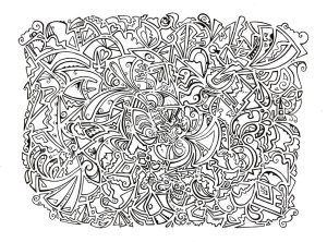 Psychedelic Coloring Pages Psychedelic Coloring Pages Printable Coloringstar