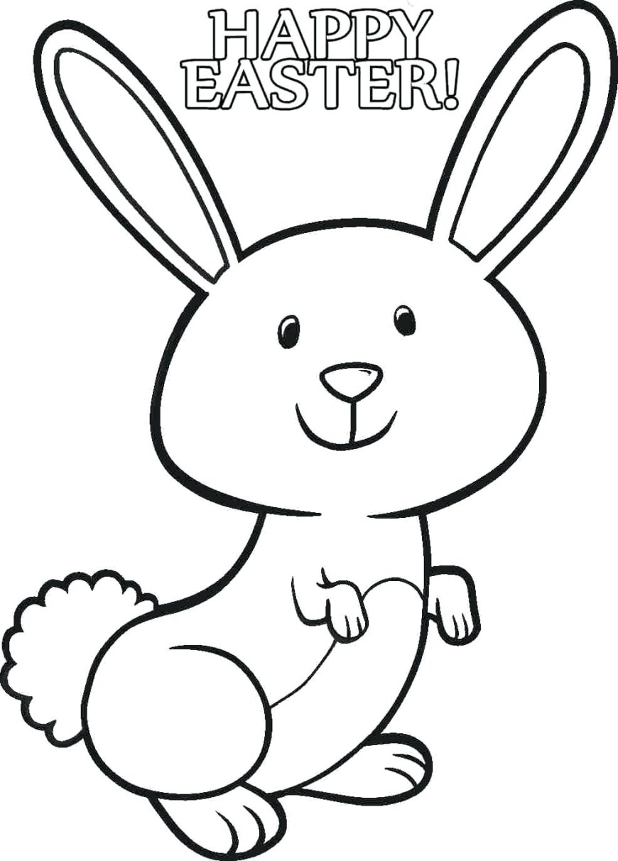 Rabbit Coloring Pages The Velveteen Rabbit Coloring Pages