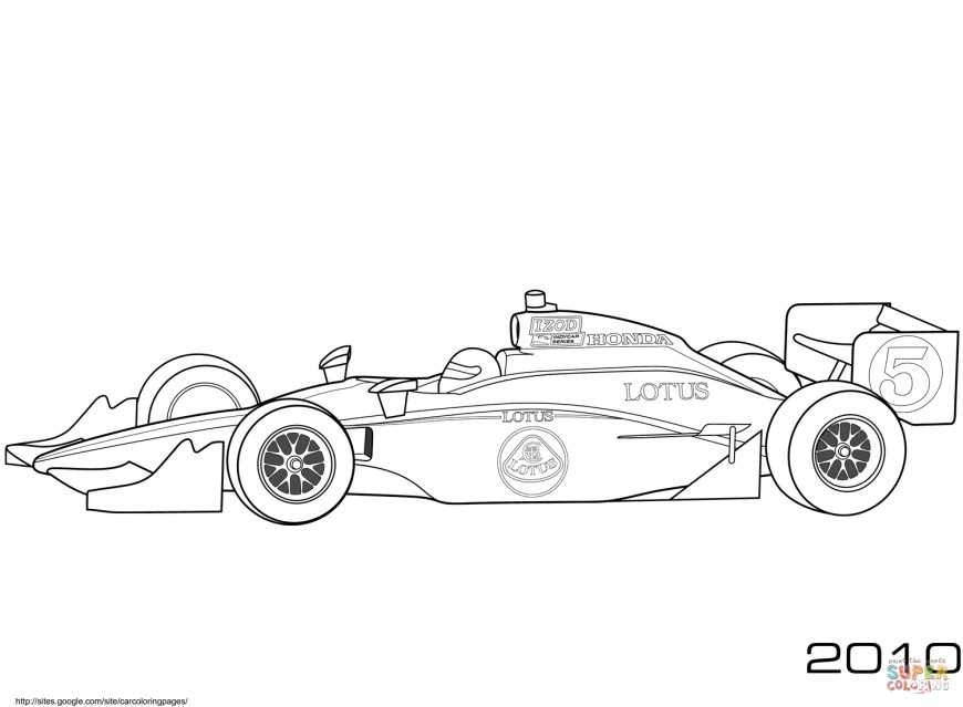 Race Car Coloring Pages Race Cars Coloring Pages Free Printable Pictures
