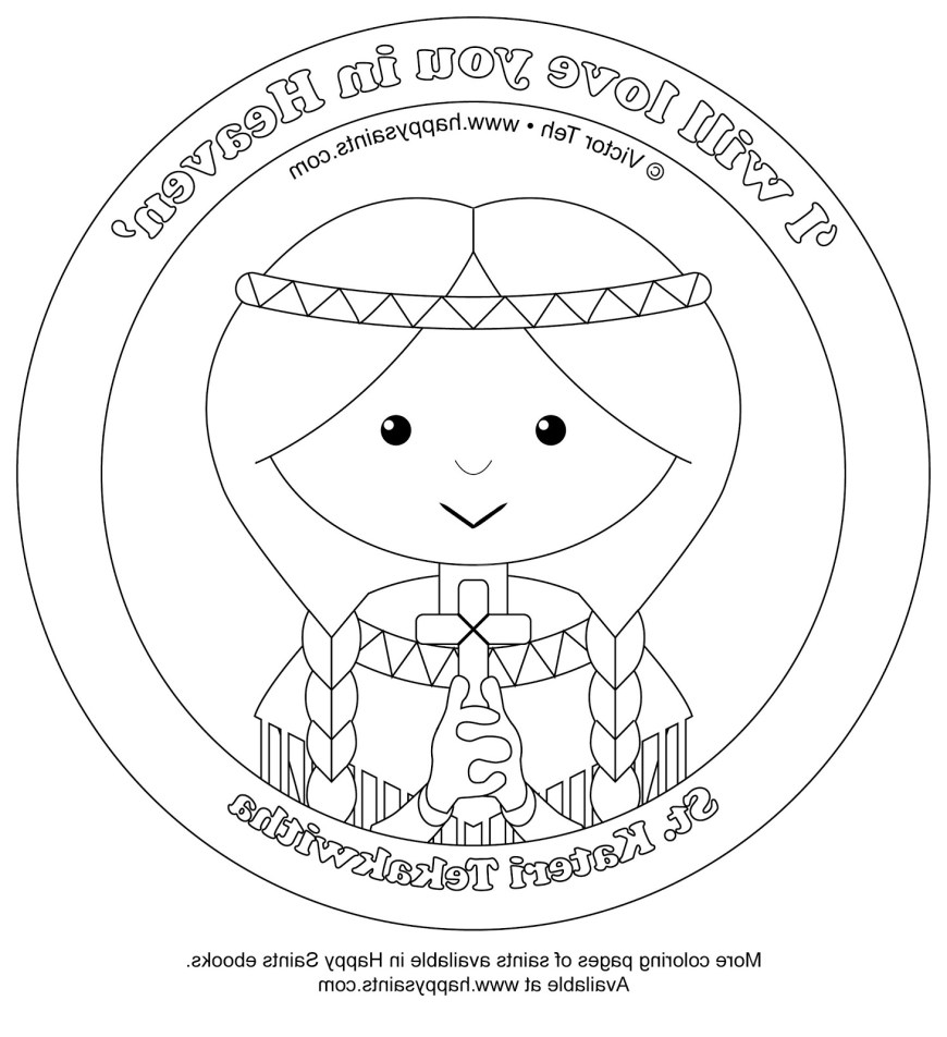 Saint Coloring Pages Saint Coloring Pages 9viq Happy Saints Coloring Pages Of St Pedro