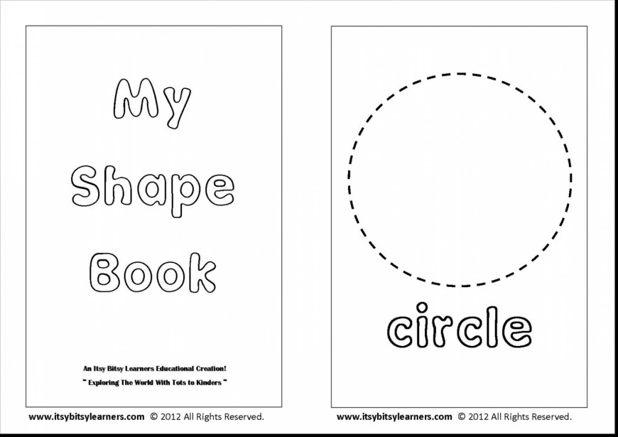 22+ Awesome Photo Of Shapes Coloring Pages