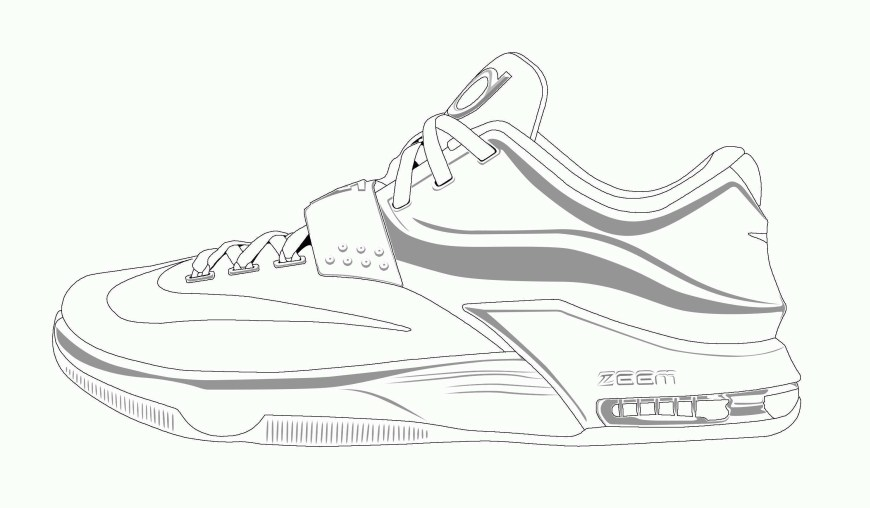 Shoe Coloring Page Lebron Shoes Coloring Pages Luxury Shoe Coloring Page Shoes Pages