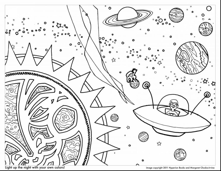 Solar System Coloring Pages Coloring Pages Solar System Coloringages Forreschool Free Kids