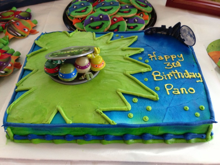 Tmnt Birthday Cake Tmnt Birthday Cake Kids Pinterest Birthday Cake And Birthday