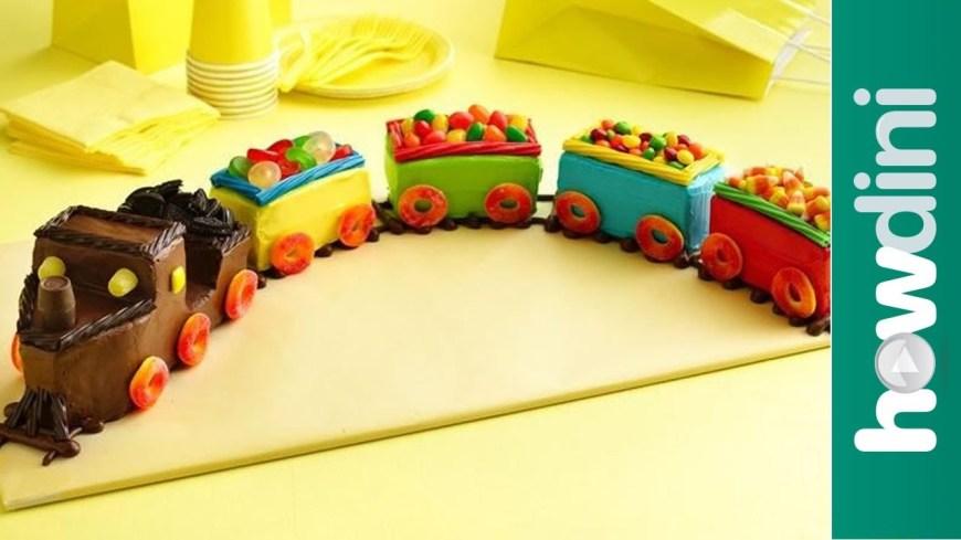 Train Cakes For Birthdays Birthday Cake Ideas Train Birthday Cake Decorating Ideas Youtube