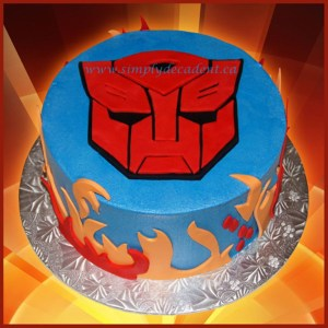 Transformers Birthday Cake Transformers Birthday Cake Cakecentral