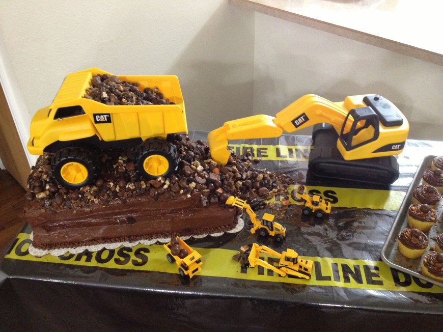 Truck Birthday Cake Dump Truck Birthday Cake Products I Love Birthday Truck