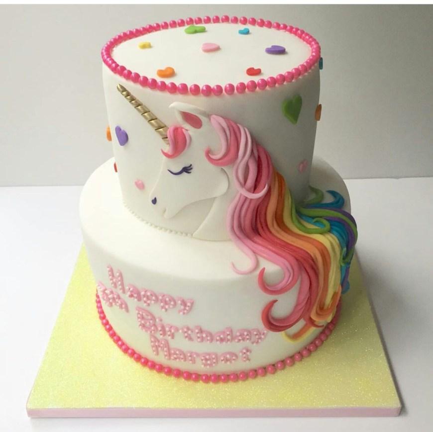 Unicorn Birthday Cake 17 Amazingly Easy Unicorn Cake Ideas You Can Make At Home