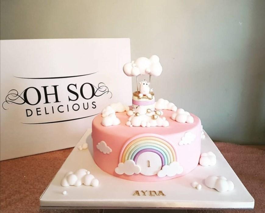 Unicorn Birthday Cake Birthday Oh So Delicious