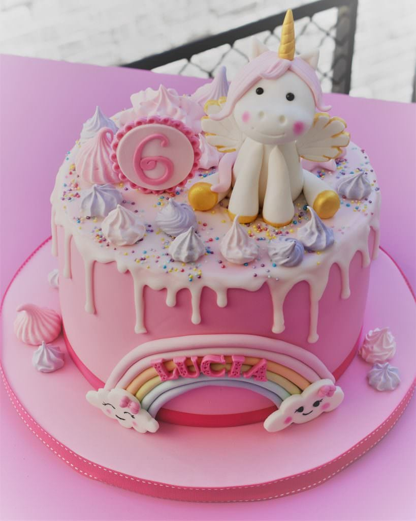 Unicorn Birthday Cake Unicorn Birthday Cake From Patricia Creative Cakes Brussels