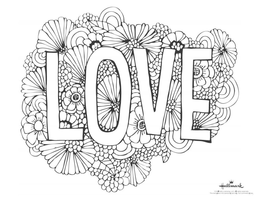 Valentine Day Coloring Pages 543 Free Printable Valentines Day Coloring Pages