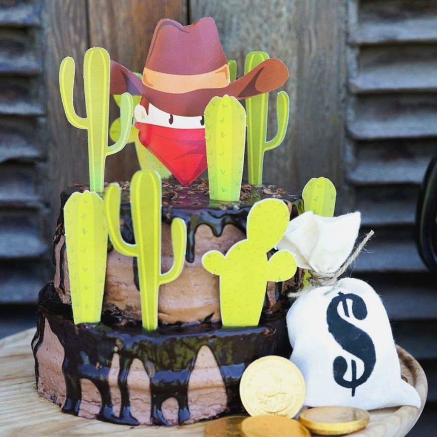 Western Birthday Cakes Dallas Cowboys Birthday Cake Ideas Colorfulbirthdaycakesga