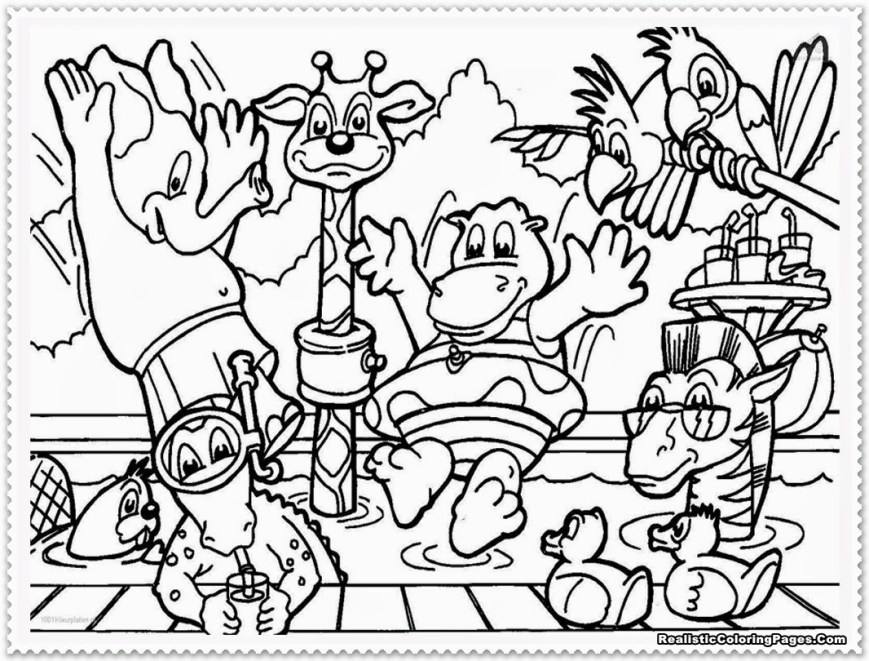Zoo Coloring Pages Fresh Coloring Pages Wonderful Zoo Coloring Pages For Kids Zoo