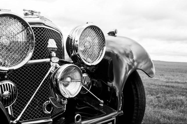 SS Jaguar Restoration Bedfordshire