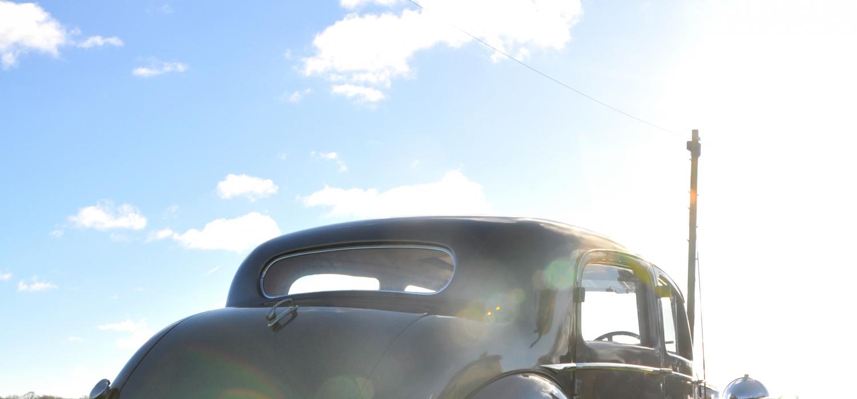 Jaguar MKIV 1946 CLASSIC