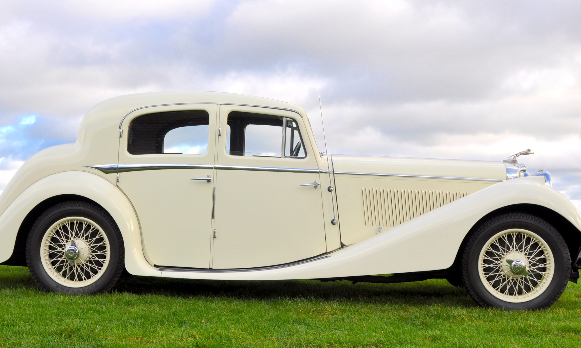 1937 SS 2.5 Litre Coachbuilt Saloon For Sale Jaguar Classic Cars