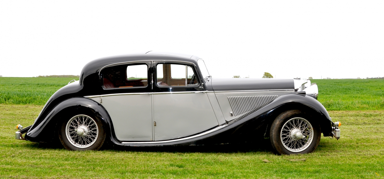 For Sale – 1946 Jaguar MK4 3.5 Litre