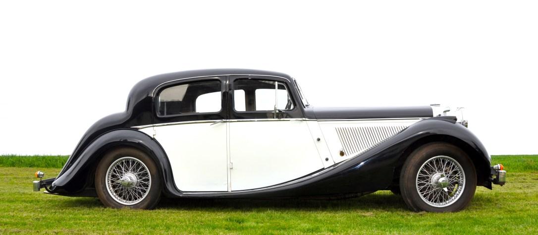 Jaguar MK4 3.5 litre Classic Car For Sale