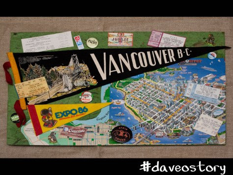 Forgotten Vancouver Stories: 1 - Everything is ephemera