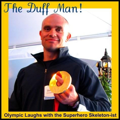Duff Gibson, Gold Medalist