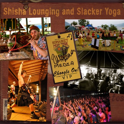 Shisha Lounging and Slacker Yoga – Choogle On! #98