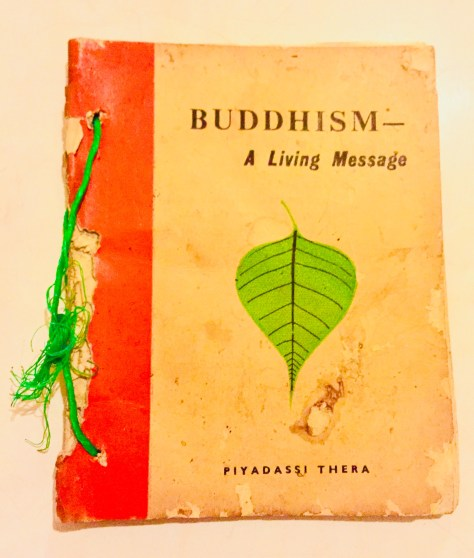 Buddhism - A Living Message – Sri Lanka Books & Ledgers