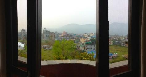 Morning, Pokhara