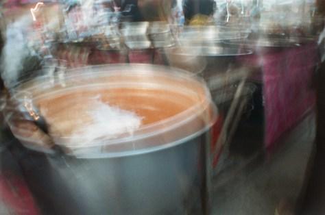 Scenes of Life in Phitsanulok: market soup