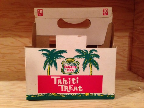 Tahiti Treat box