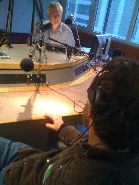 Dave on CBC Radio One's BC Almanac