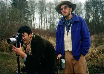 Eiji Masuda and Dave Olson make HempenRoad doc in 1996