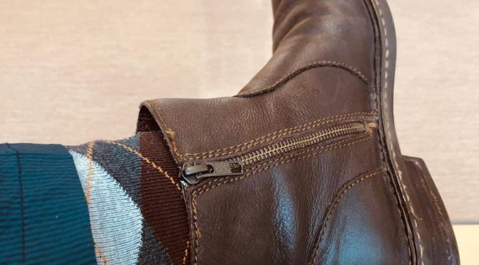 Item: Boots (at Hospital) + safety ramen