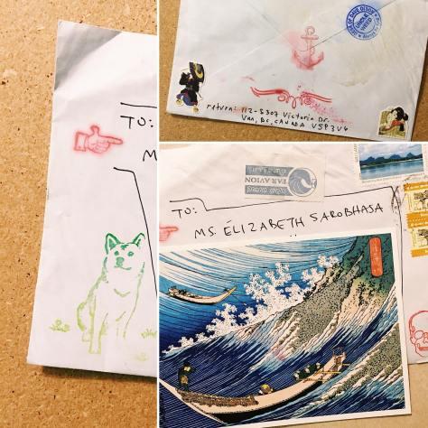 Letter to Elizabeth