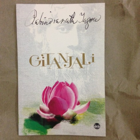 Gitanjali (book): India, Items Assembled